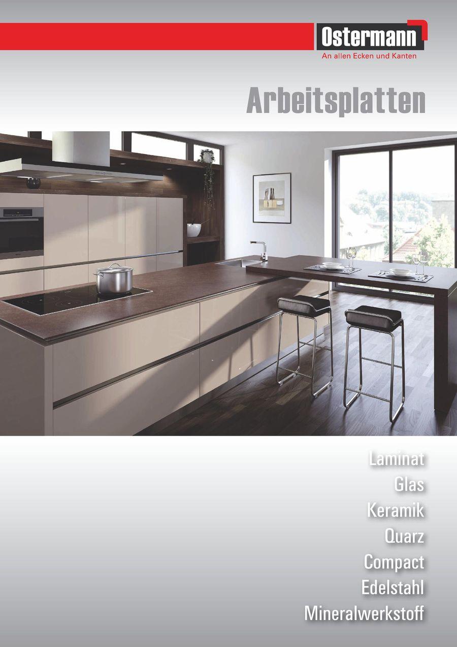 Arbeitsplatten 2013 von Rudolf Ostermann GmbH