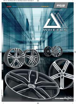 Winter Wheels - AAA Wheels 2015/2016