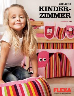 flexa ausziehbett in kinder zimmer 2011 2012 von flexa. Black Bedroom Furniture Sets. Home Design Ideas