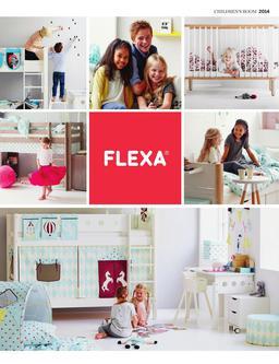 FLEXA Kindermöbel Katalog 2014