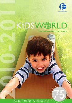 Kidsworld Kinderzimmer 2010/2011