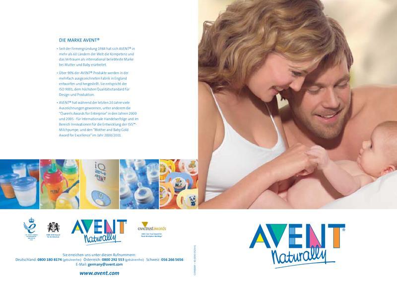 Gesamtkatalog 2006 Von Avent