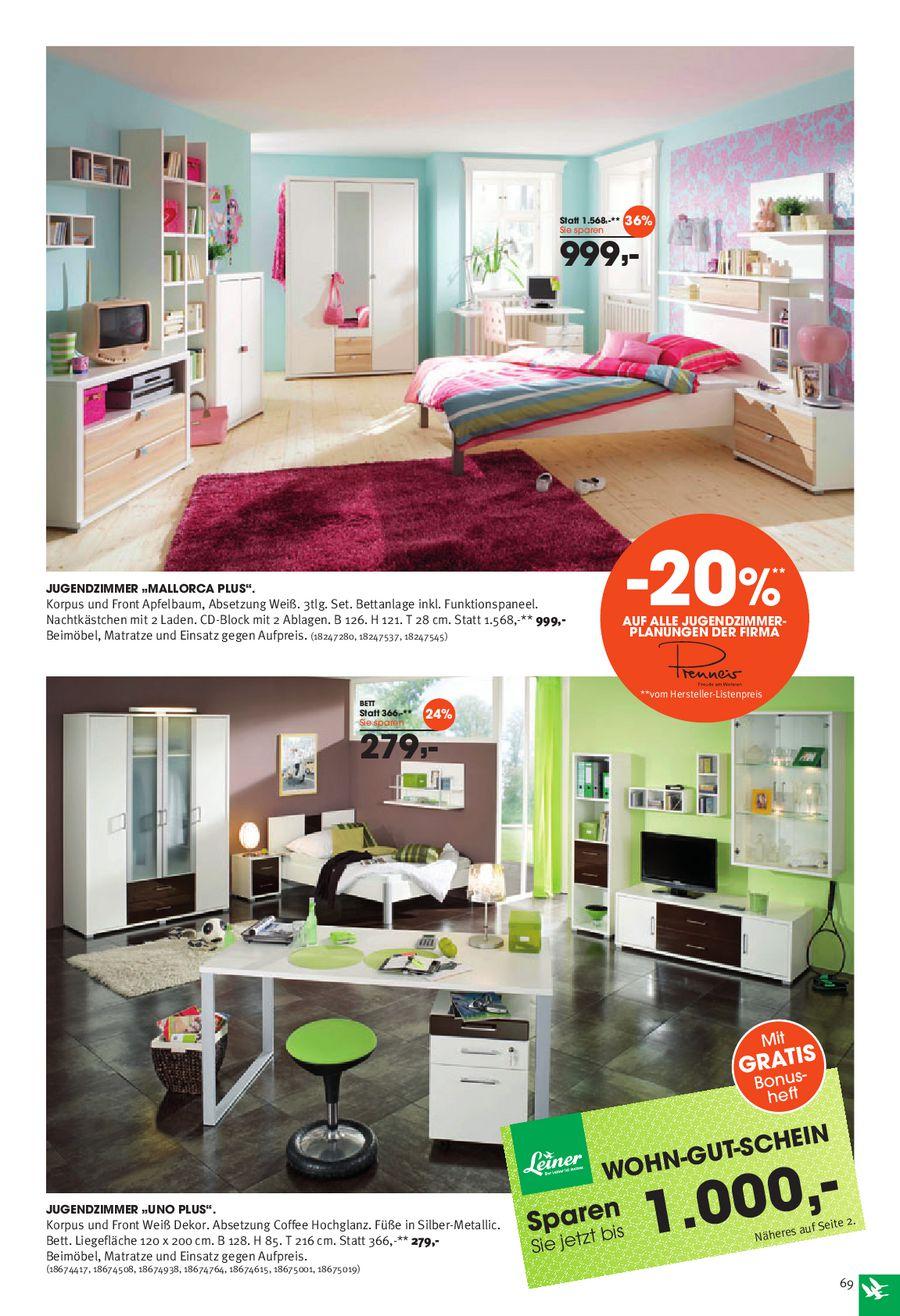 Seite 69 von Leiner Momente für Ihr Wohnzimmer 2012
