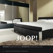 bett joop in unverwechselbare momente mit markenm beln von leiner 2012 von leiner. Black Bedroom Furniture Sets. Home Design Ideas