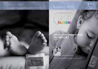 Teutonia Katalog 2012 (Dänisch)