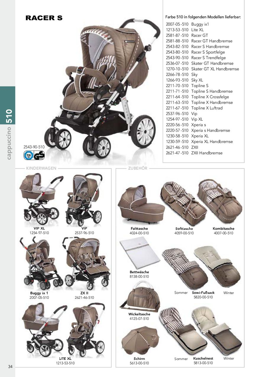 HARTAN Topline Universaladapter 9903 Bügelverschluß alle Babyschalen 17.02.032
