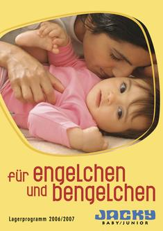 Baby/Junior Lagerprogramm 2006-2007