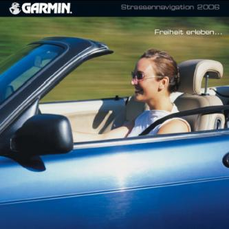 Garmin - Strassennavigation 2006