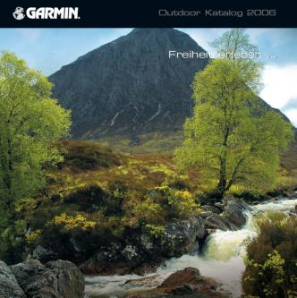 Garmin - Outdoor Katalog 2006