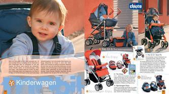 Kinderwagen neuste Modelle 2007