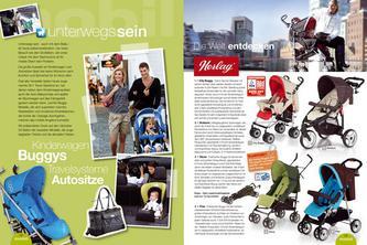 Kinderwagen Tavelsysteme 2011
