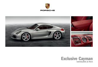 Exclusive Cayman 2013