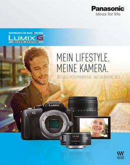 LUMIX-G - Digitale Systemkameras 2012