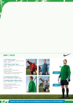 Top-Seller Nike Torwart Ausrüstung 2007