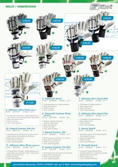 Top-Seller Sells Goalkeeper Products Torwart Ausrüstung 2007/2008