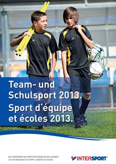 Intersport Team- und Schulsport 2013