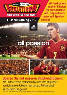 Fussball 2012