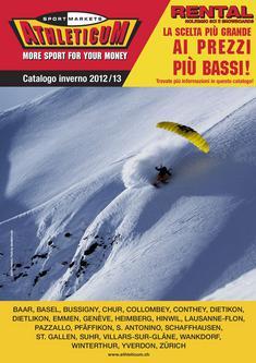 Catalogo Inverno 2012 / 2013 (Italienisch)
