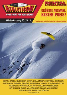 Winter Katalog 2012 / 2013