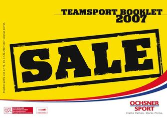 Teamsport SALE 2007