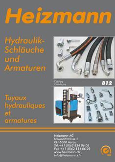Hydraulik-Schläuche und Armaturen