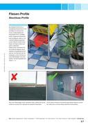 profile f r fliesen in alfer fliesen profile von elnas. Black Bedroom Furniture Sets. Home Design Ideas