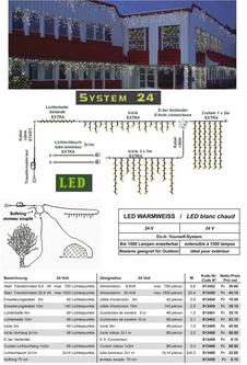 LED Lichterkette System 24