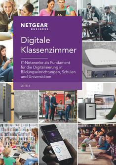 Digitale Klassenzimmer 2018
