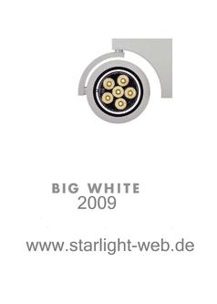 Leuchtenkatalog Big White 2009