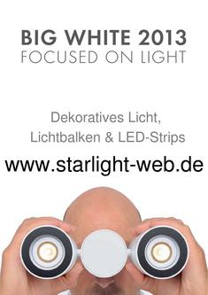 Dekoratives Licht Lichtbalken & LED Strips Leuchten 2013
