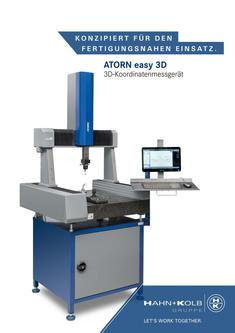 ATORN easy 3D 2017