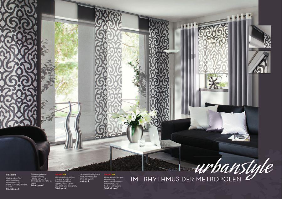 Unland Gardinen Meterware Wohn Design