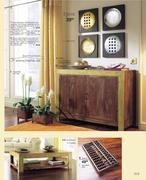 deko schal in katalog 2009 von heine. Black Bedroom Furniture Sets. Home Design Ideas