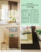heine katalog m bel deko in hauptkatalog fr hjahr sommer 2010 von heine. Black Bedroom Furniture Sets. Home Design Ideas