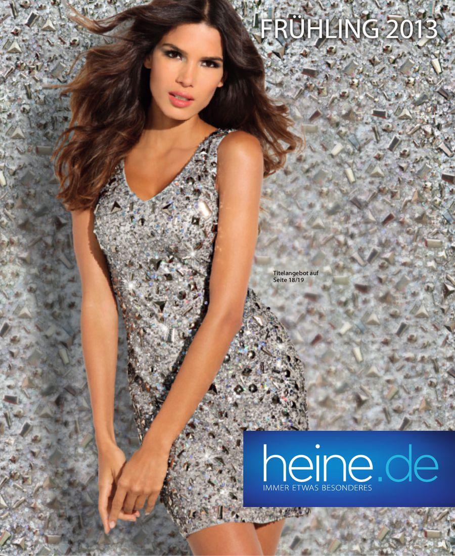 Heine Katalog Frühling 2013 Von Heine