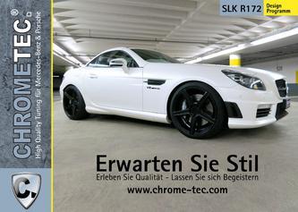 Mercedes-Benz SLK R172 Design Programm