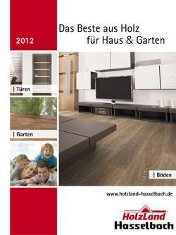Das Beste aus Holz für Haus & Garten 2012