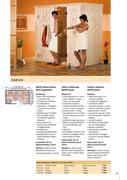 infrarot sauna in saunen und w rmekabinen von migros do it garden. Black Bedroom Furniture Sets. Home Design Ideas