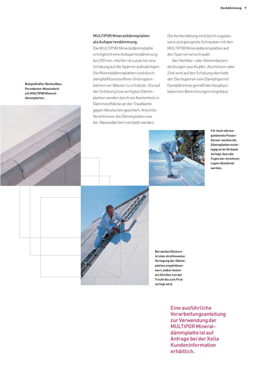 Seite 7 Von Multipor Mineraldammplatte