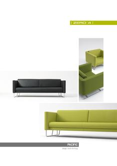 PACIFIC - Sofa & Sessel
