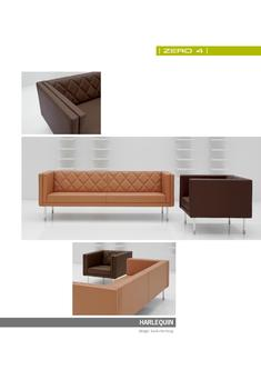 HARLEQUIN - Lounge Sofa/Sessel