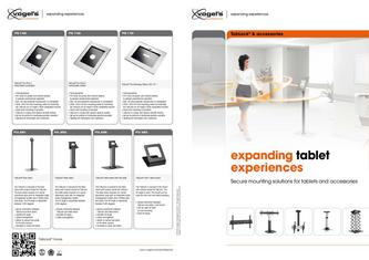 Vogel´s Tablet Folder 2012