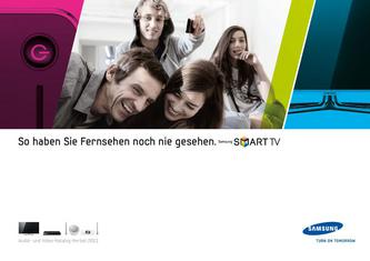 Samsung Audio- und Video 2012