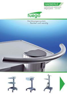 Haeberle - Fuego - Gerätewagensystem 2013