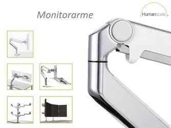 Humanscale Monitorarme 2013