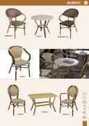 objekt in gastronomie und objekt gartenm bel von deschner. Black Bedroom Furniture Sets. Home Design Ideas