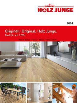 Holz Junge 2014