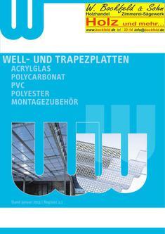 Wilke Well- und Trapezplatten