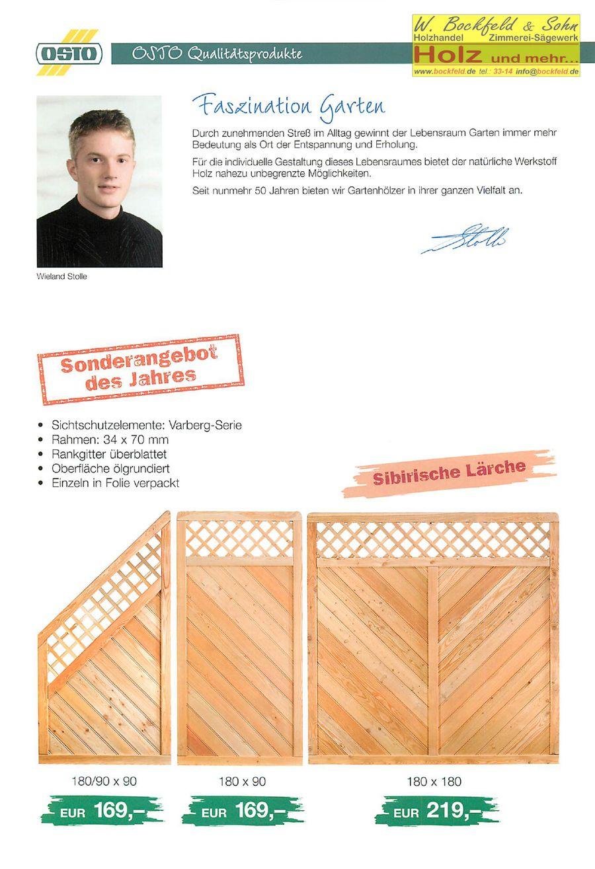 Attraktiv Osto Holz Referenz Von P. 1 / 5
