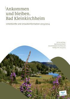 Unterkünfte und Urlaubsinformation 2013/2014
